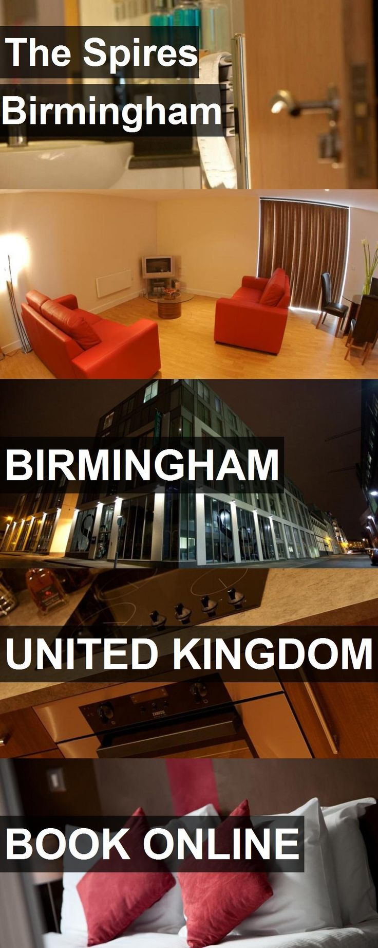 Hotel The Spires Birmingham in Birmingham, United Kingdom. For more information, photos, reviews and best prices please follow the link. #UnitedKingdom #Birmingham #travel #vacation #hotel