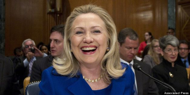Hillary Clinton - former Secretary of State and Former First lady