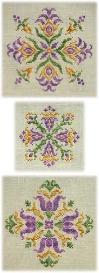 Cross Stitch , Assisi , Blackwork designs by Mabel Figworthy's Fancies