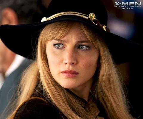 X-Men Mística Jennifer Lawrence