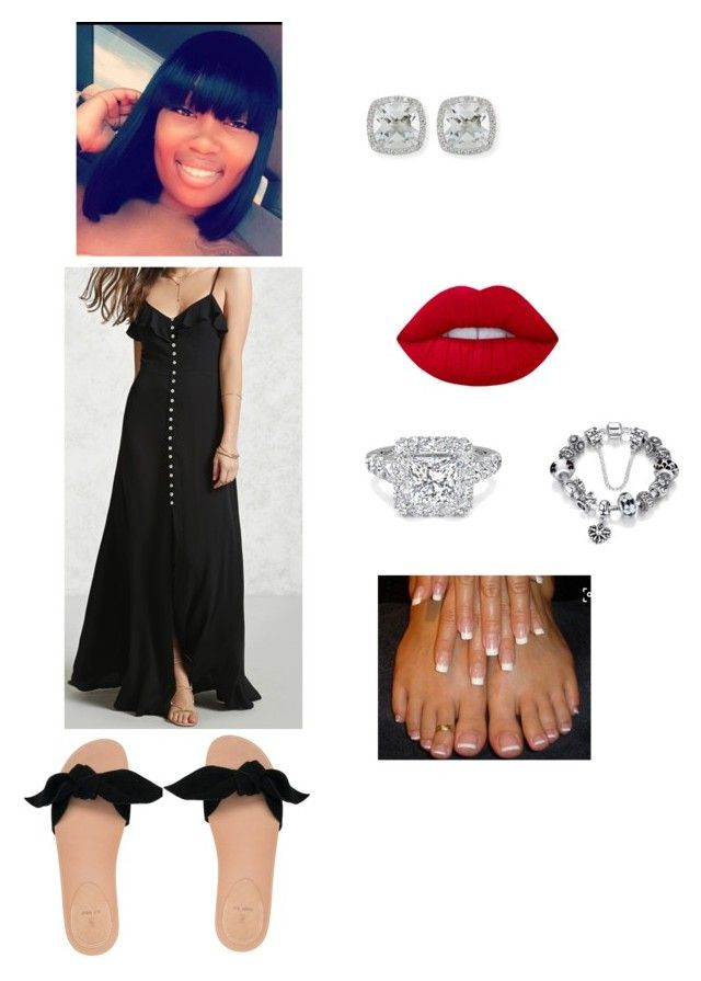 Untitled #194 by beauti4ever on Polyvore featuring polyvore, fashion, style, Bill Blass, Frederic Sage and clothing