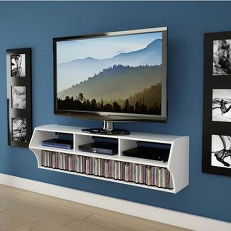 In the 21st century, televisions are a major part of our lives. 30+ Cool Ultimate Game Room Design Ideas | Tv wall shelves ...