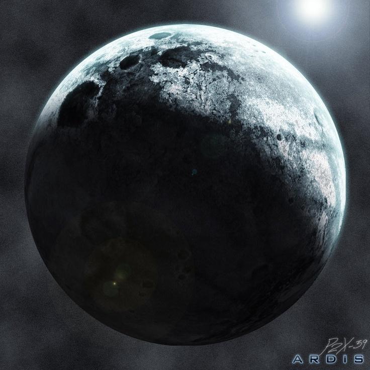 The planet Voton, home of the Votainion Empire.