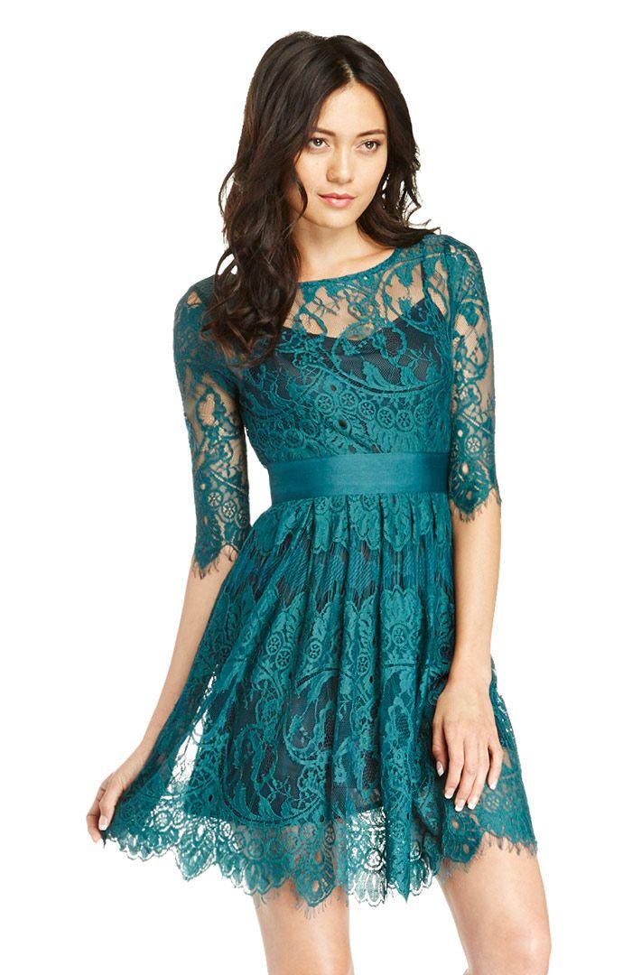 BB Dakota Lace Jessica Dress