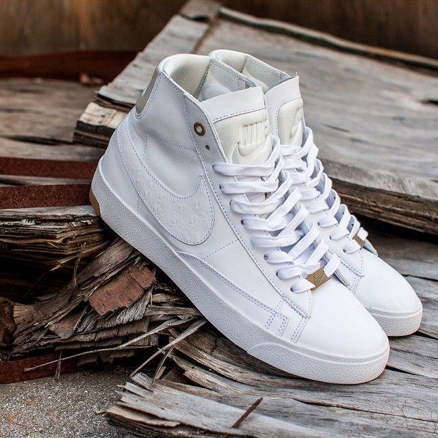 Nike Blazer Lux Premium QS: White