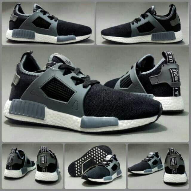 new arrivals sepatu adidas actualización nmd import white black  actualización daftar black harga sepatu terbaru e49498d e906510b46