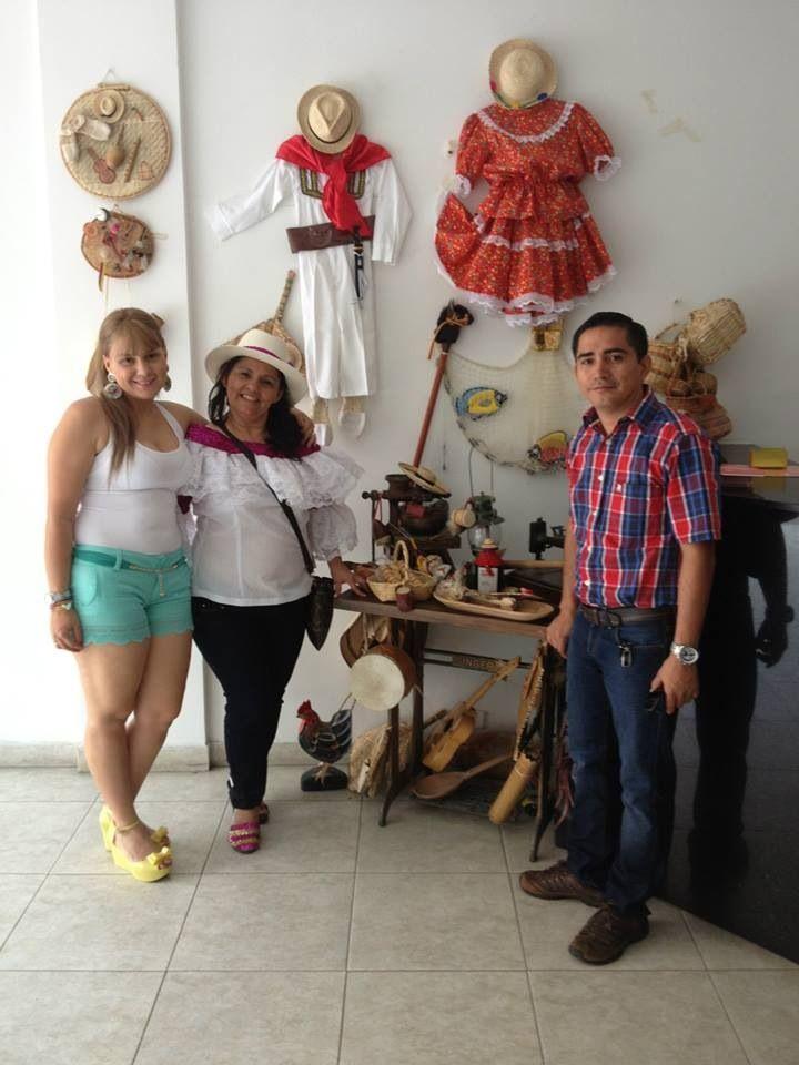La Familia Casa Pablo presente con su familia en las festividades Sanpedrinas