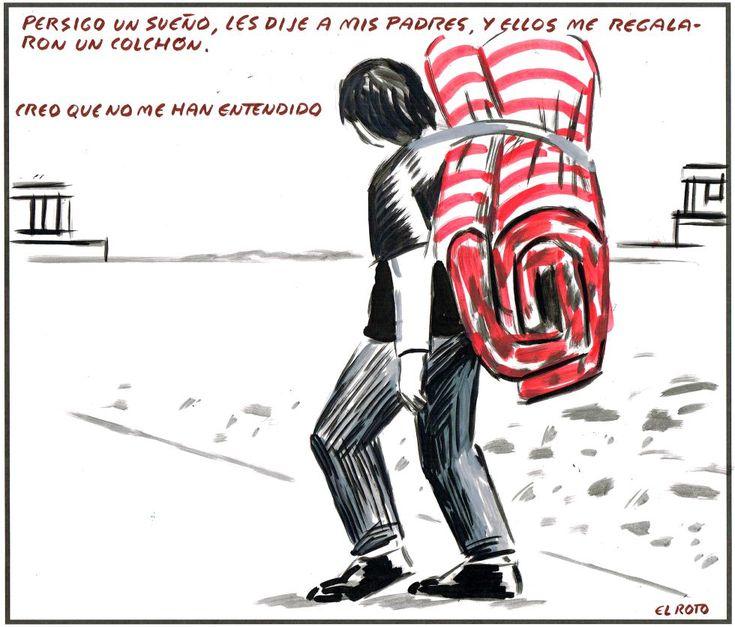 Viñeta: El Roto - 2015-10-18   Opinión   EL PAÍS