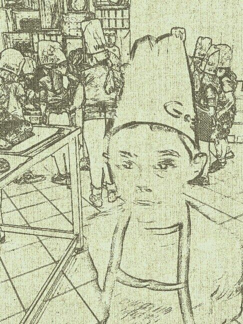 Salviaeramerino blog: Lezione di cucina senza glutine per bambini