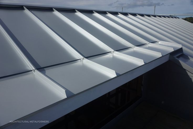 Smarttray Standing Seam Roofing by Architectural Metalformers