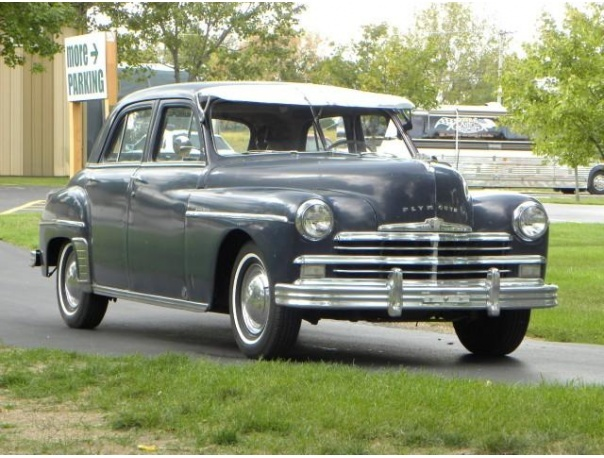 1949 plymouth 4 door classic plymouths pinterest for 1949 plymouth 4 door