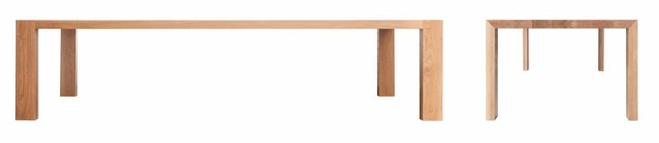 agostinoandbrown - sustainable furniture, made in Adelaide, Australia: WEDGE TABLE