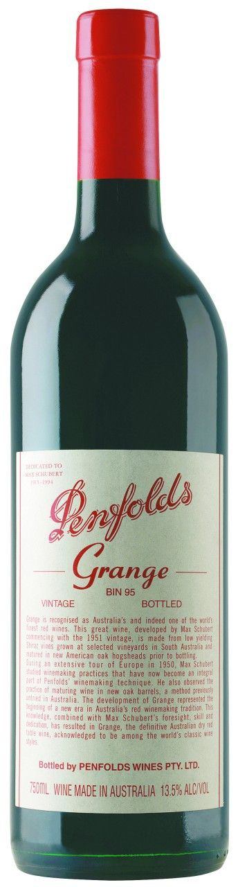 Penfolds Grange 2011 Gift Box Penfolds Winery from Fraziers Wine Merchants