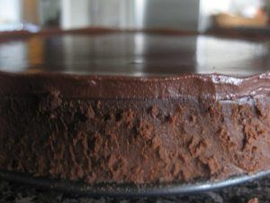 La Bête Noire (The Black Beast): A Perfect Flourless Chocolate Cake | Thermomix