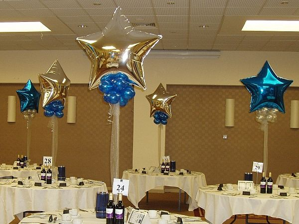 Christmas Balloons - Decorations for Xmas and New Year Eve Parties