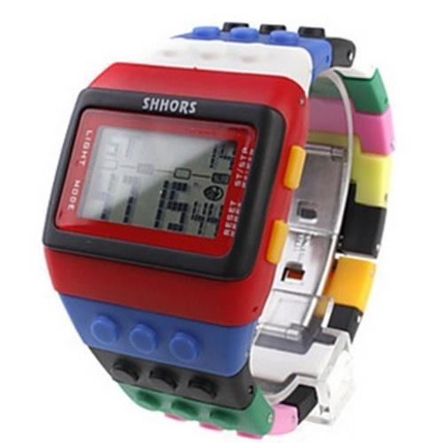 Lego Brick Watches / hodinky lego kostek