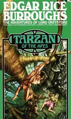 an analysis of the themes in the novel tarzan of the apes by edgar rice burroughs Tarzan the untamed: edgar rice burroughs – book review mike brooks may 1, 2016 0 comments books, reviews book, edgar rice burroughs the great apes tarzan.