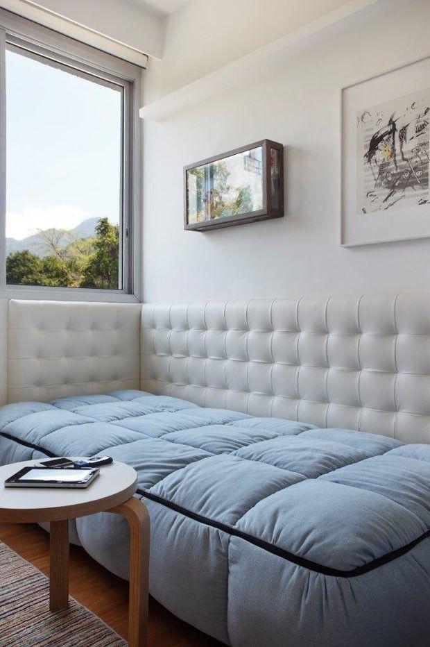 Apartamento Hetty Goldberg (Foto: MCA Estúdio/Divulgação)