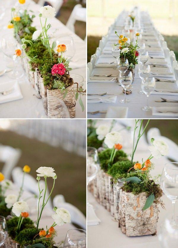 182 best Rustic Wedding Ideas images on Pinterest | Flower ...
