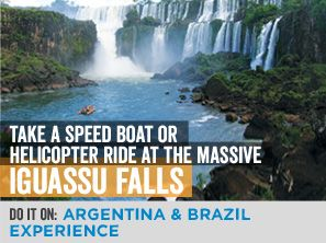 See these breathtaking falls up close!