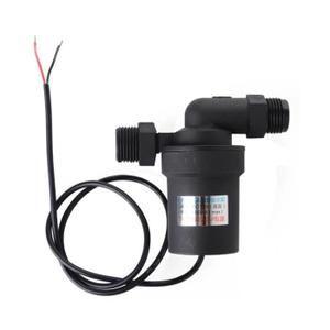 XCSOURCE® DC 12V pile solaire pompe de circulation d'eau chaude Noir TE091 - Caractéristiques:L'eau chaude pompe de circulation de la meilleure qualitéBrushless DC Pom… Voir la présentation