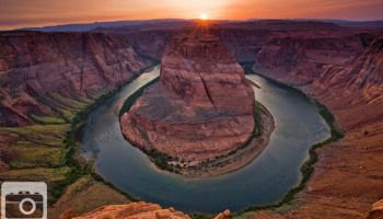 30 imágenes realmente impresionantes del Gran Cañón, maravilla geológica de los EE.UU. (FOTOS)