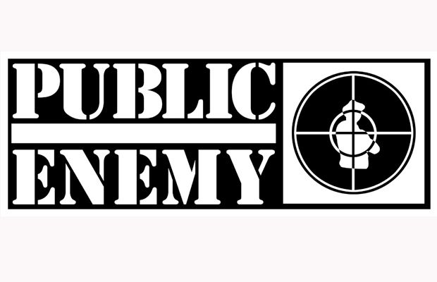 Public Enemy logo. created by Chuck D