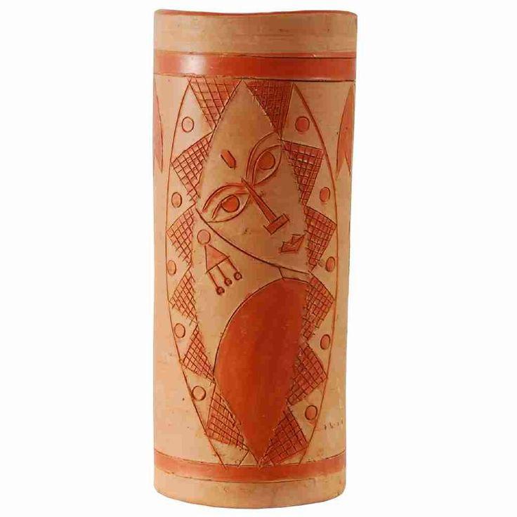 Terracotta Vase-3