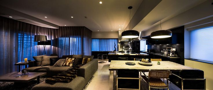 無骨でマスキュリン且つ艶のある空間|物件別|施工例|renovation casa