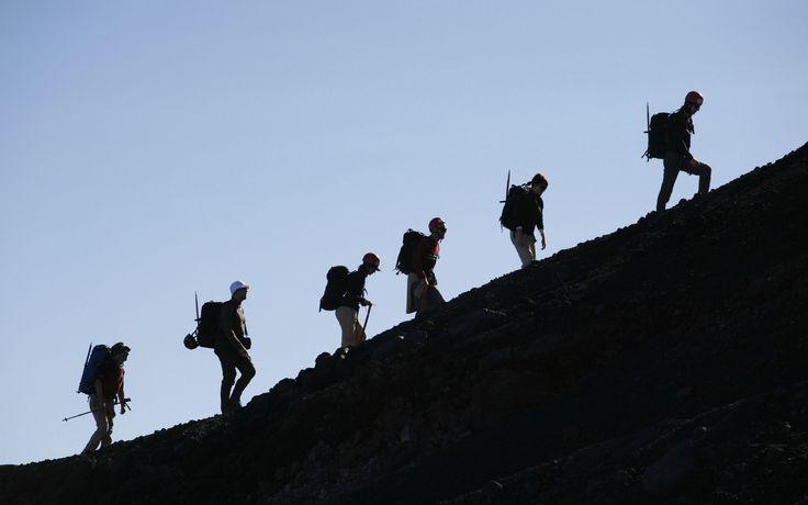 Hiking Volcan Villarrica