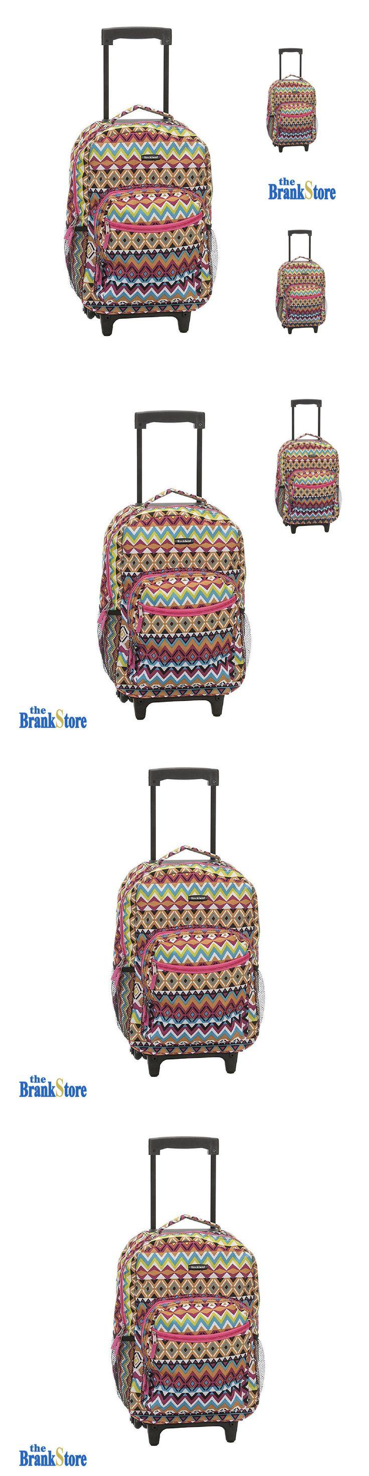 25 best ideas about kipling backpack on pinterest school handbags - Backpacks 57917 Kids Rolling Backpack Girls Roller School Bag Children Student Luggage Book Bags