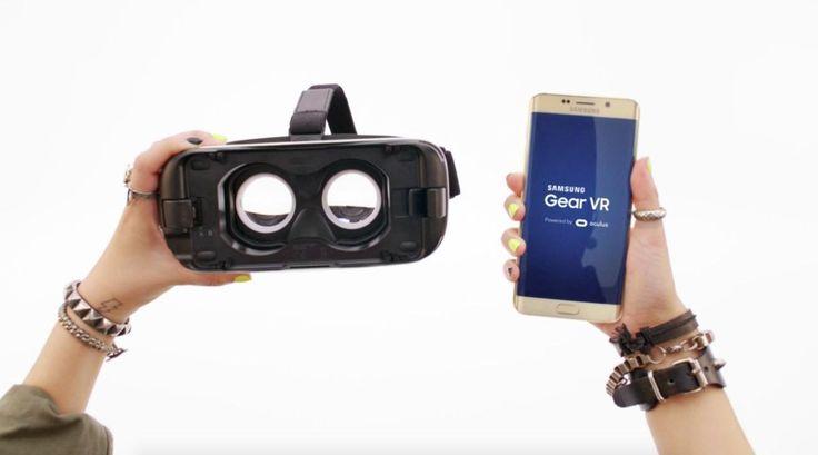 nice Samsung Virtual Reality Headset (Gear VR) Check more at http://gadgetsnetworks.com/samsung-virtual-reality-headset-gear-vr/