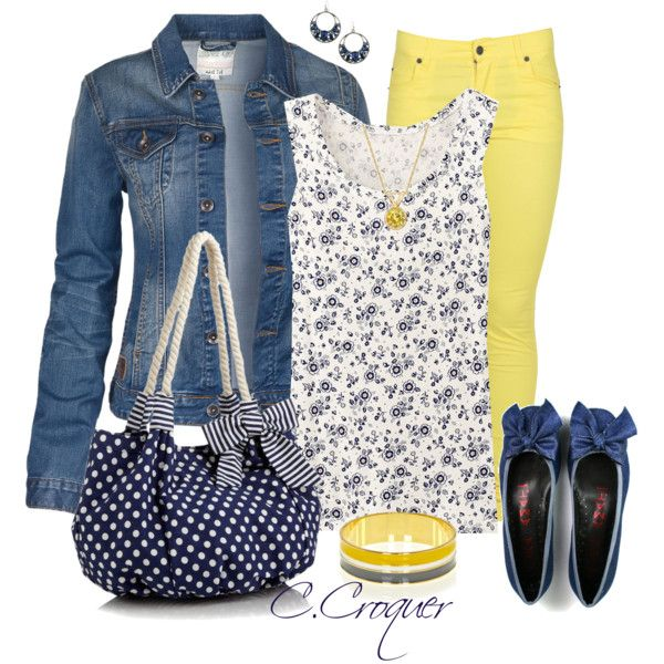"""""""Blue"""" by ccroquer on Polyvore"""