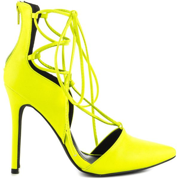 17 Best ideas about Neon Yellow Shoes on Pinterest | Neon ...