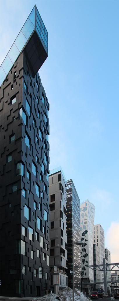 Современная скандинавская архитектура - SkyscraperCity