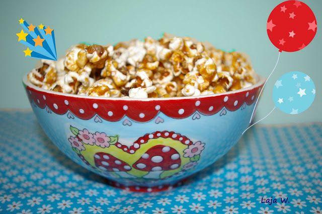 Laja W.: Popcorn fast wie im Kino…
