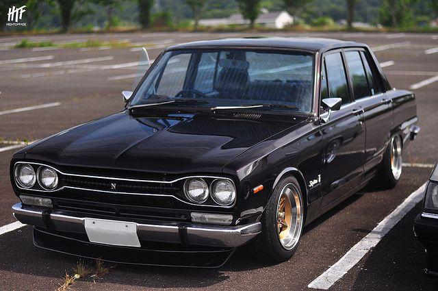 日産 GC10 スカイライン // ブルーメの丘旧車ミーティング Nissan GC10 Skyline //