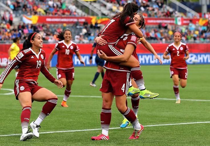 Selección Femenil Mexicana de Fútbol