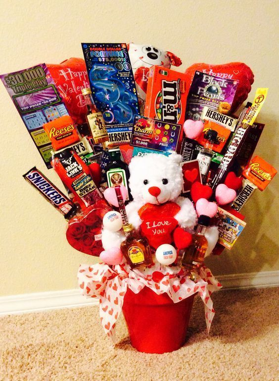 Bro Quet Cute Diy Valentines Ideas For Him Boyfriendgift Want