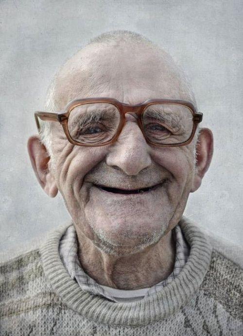 Vrolijk oud worden :)