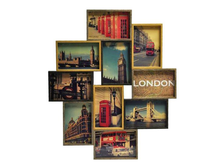 CITY LONDON 10 BILDER I STORLEK 10x15 - www.bomansfoto.se
