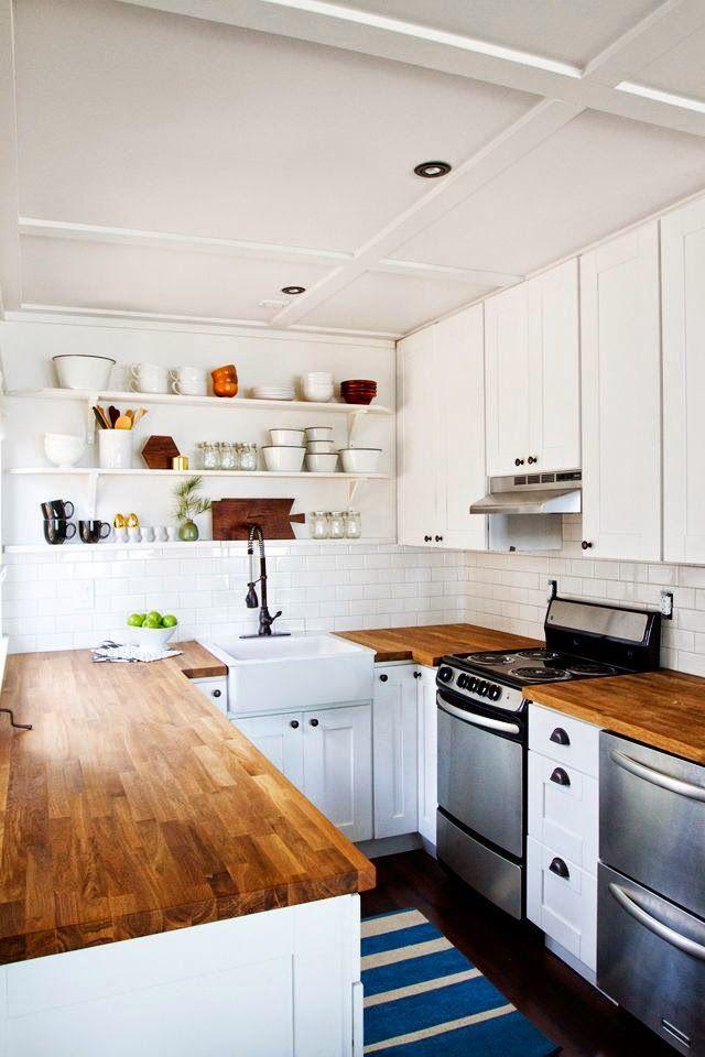 39 best cocina images on Pinterest | Kitchen dining living, Home ...