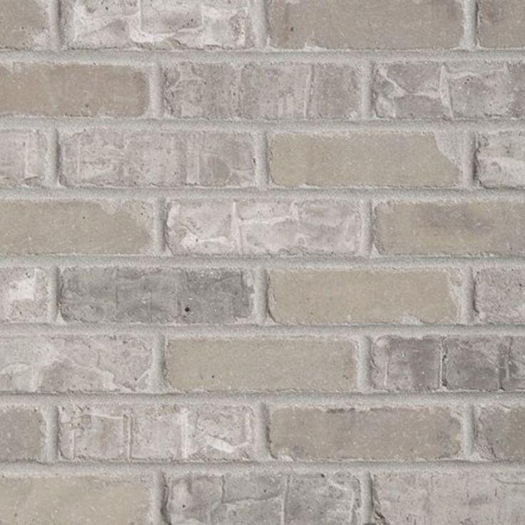 Backsplash Shop Old Mill Thin Brick Systems 50 Piece Case Rushmore Thin Brick At