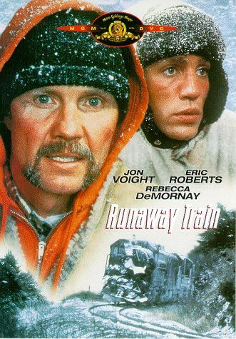 Runaway Train, 1986 Golden Globe Awards Best Actor in a Motion Picture - Drama winner, Jon Voight #GoldenGlobes #GoodMovies #Movies