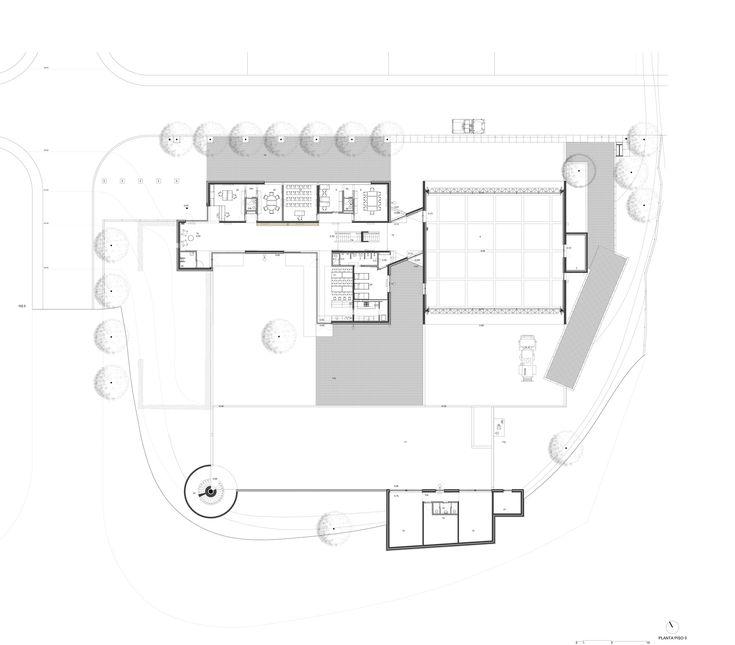 Gallery of Fire Station in Santo Tirso / Alvaro Siza - 38