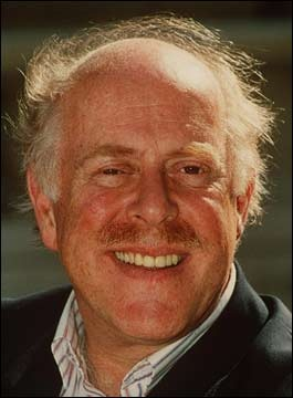 Keeping Up Appearances. Clive Swift plays Richard.