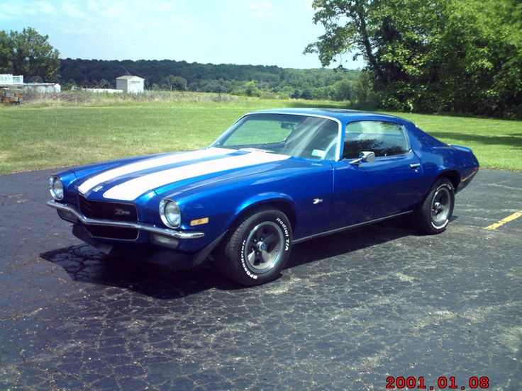 1970 Chevrolet Camaro Z28 For Sale By Owner Minerva Oh