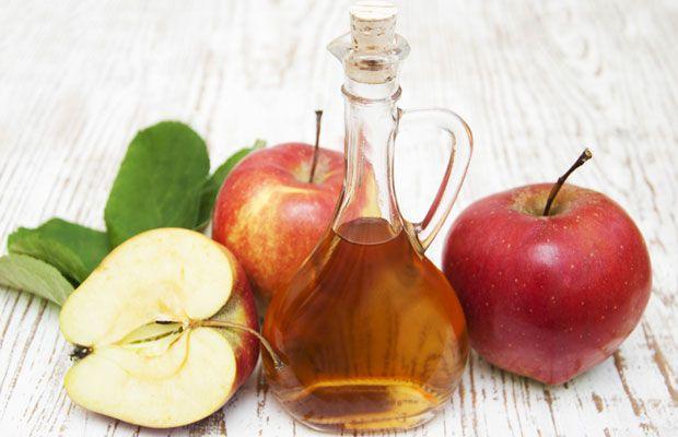 Naturkosmetik: Apfelessig lässt Haut und Haare strahlen - BRIGITTE