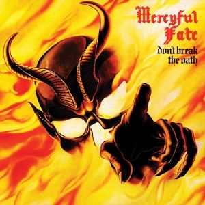 MERCYFUL FATE Don't Break the Oath Sticker