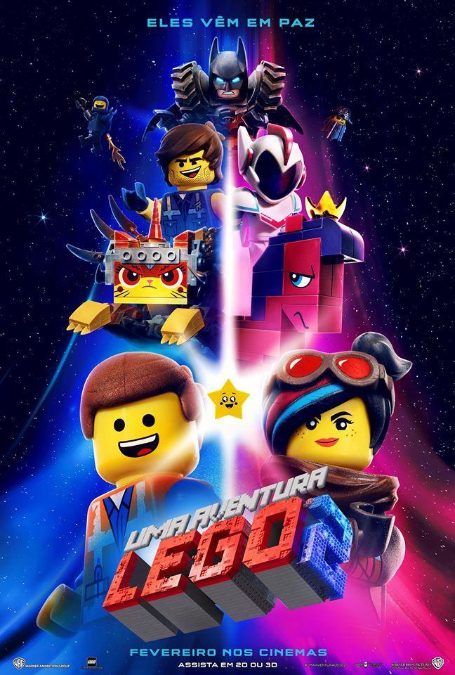 Uma Aventura Lego 2 Filme Completo Legendado Online Assistir Uma